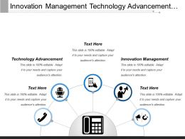 Innovation Management Technology Advancement Development Affordability Business Partners