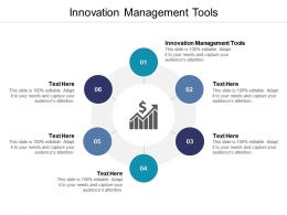 Innovation Management Tools Ppt Powerpoint Presentation Slides Introduction Cpb