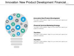 Innovation New Product Development Financial Services Marketing Strategy Cpb