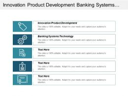 Innovation Product Development Banking Systems Technology Real Estate Investment Cpb