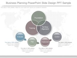 Innovative Business Planning Powerpoint Slide Design Ppt Sample