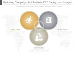 Innovative Marketing Campaign And Analysis Ppt Background Images