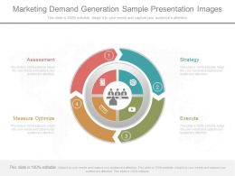 Innovative Marketing Demand Generation Sample Presentation Images