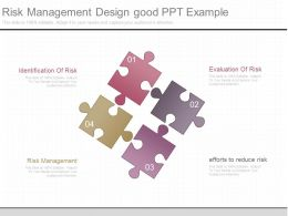 innovative_risk_management_design_good_ppt_example_Slide01