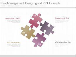 innovative_risk_management_design_good_ppt_example_Slide01