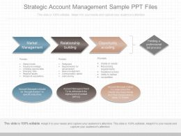 Innovative Strategic Account Management Sample Ppt Files