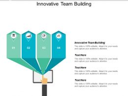 Innovative Team Building Ppt Powerpoint Presentation Ideas Graphics Tutorials Cpb