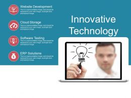 Innovative Technology Ppt Examples Slides