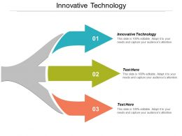 Innovative Technology Ppt Powerpoint Presentation Information Cpb
