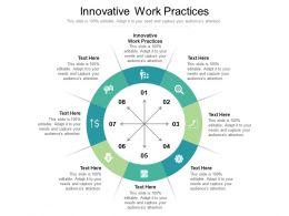 Innovative Work Practices Ppt Powerpoint Presentation Portfolio Deck Cpb