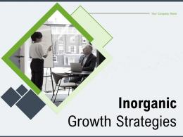 Inorganic Growth Strategies Powerpoint Presentation Slides