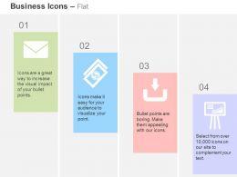 input_message_money_stock_analysis_ppt_icons_graphics_Slide01