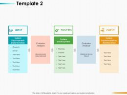 Input Output Ppt Infographic Template Graphics Download