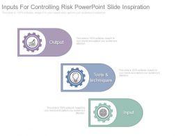 inputs_for_controlling_risk_powerpoint_slide_inspiration_Slide01