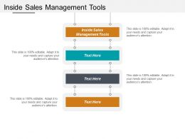 Inside Sales Management Tools Ppt Powerpoint Presentation File Grid Cpb