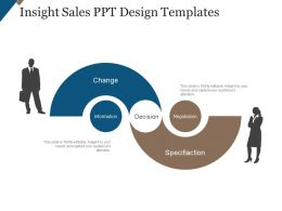 Insight Sales Ppt Design Templates