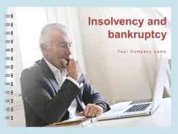 Insolvency And Bankruptcy Powerpoint Presentation Slides