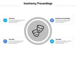 Insolvency Proceedings Ppt Powerpoint Presentation Pictures Aids Cpb