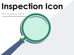 Inspection Icon Performing Workplace Automobile Conducting Product Maintenance