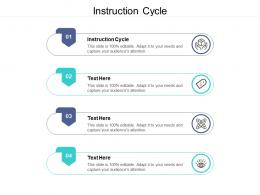 Instruction Cycle Ppt Powerpoint Presentation Outline Slideshow Cpb