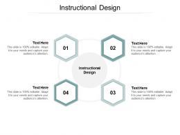 Instructional Design Ppt Powerpoint Presentation Show Slideshow Cpb