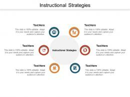 Instructional Strategies Ppt Powerpoint Presentation Summary Layout Cpb