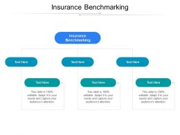 Insurance Benchmarking Ppt Powerpoint Presentation Model Samples Cpb