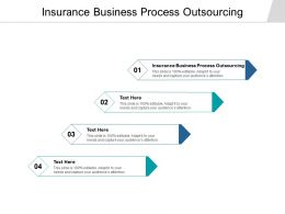 Insurance Business Process Outsourcing Ppt Powerpoint Presentation Slides Layout Ideas Cpb