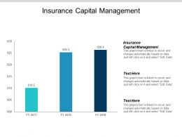 Insurance Capital Management Ppt Powerpoint Presentation Summary Themes Cpb
