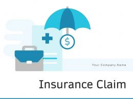 Insurance Claim Process Information Financial Analyze Business Organization