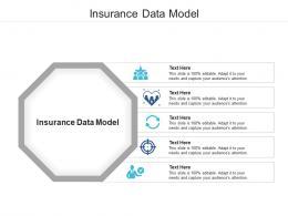 Insurance Data Model Ppt Powerpoint Presentation Portfolio Outfit Cpb