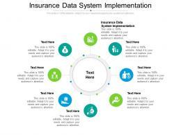 Insurance Data System Implementation Ppt Powerpoint Presentation Styles Skills Cpb