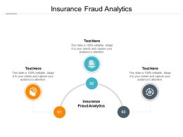 Insurance Fraud Analytics Ppt Powerpoint Presentation Inspiration Templates Cpb