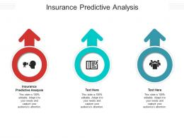 Insurance Predictive Analysis Ppt Powerpoint Presentation Pictures Influencers Cpb