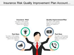 Insurance Risk Quality Improvement Plan Account Receivable Management Cpb
