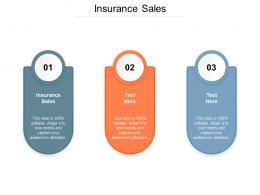 Insurance Sales Ppt Powerpoint Presentation Icon Information Cpb