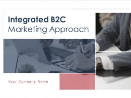 Integrated B2C Marketing Approach Powerpoint Presentation Slides