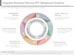 Integrated Business Planning Ppt Background Graphics