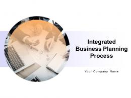 Integrated Business Planning Process Powerpoint Presentation Slides