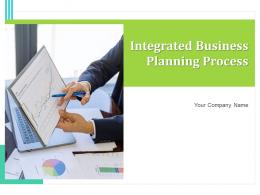 Integrated Business Planning Process Strategic Technology Management Revenue Analysis