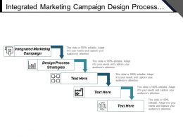 Integrated Marketing Campaign Design Process Strategies Business Model Workshop Cpb
