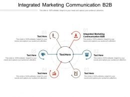 Integrated Marketing Communication B2b Ppt Powerpoint Presentation Layouts Cpb
