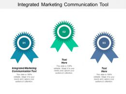 Integrated Marketing Communication Tool Ppt Powerpoint Presentation Example 2015 Cpb