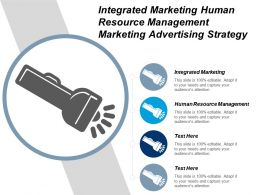 Integrated Marketing Human Resource Management Marketing Advertising Strategy Cpb