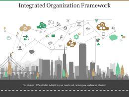 Integrated Organization Framework Presentation Diagrams