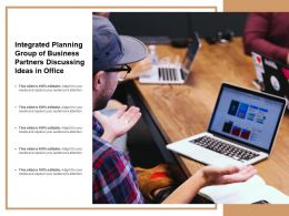 integrated_planning_group_of_business_partners_discussing_ideas_in_office_Slide01