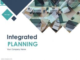 Integrated Planning Powerpoint Presentation Slides