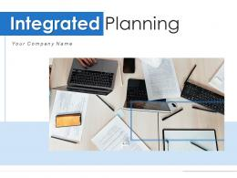 Integrated Planning Successful Strategy Business Developing Resources Departments