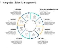 Integrated Sales Management Ppt Powerpoint Presentation Inspiration Skills Cpb