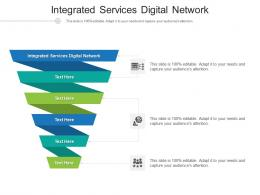 Integrated Services Digital Network Ppt Powerpoint Presentation Model Vector Cpb